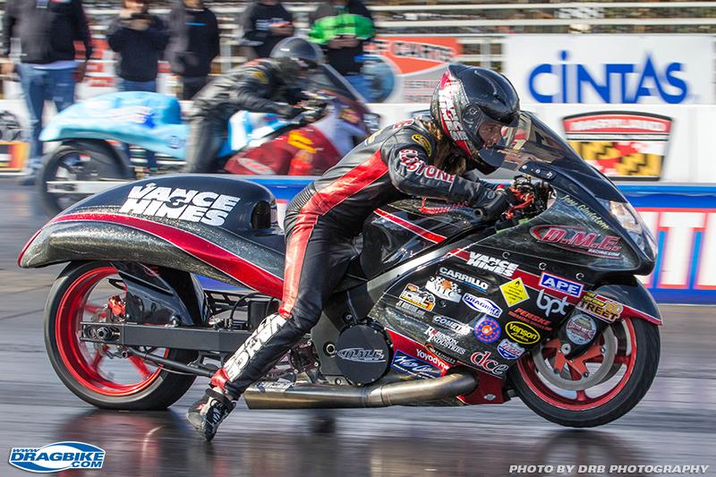 DME Racing - Joey Gladstone