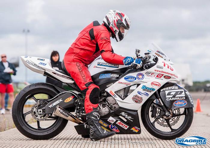Greg Neal - TLN Motorsports
