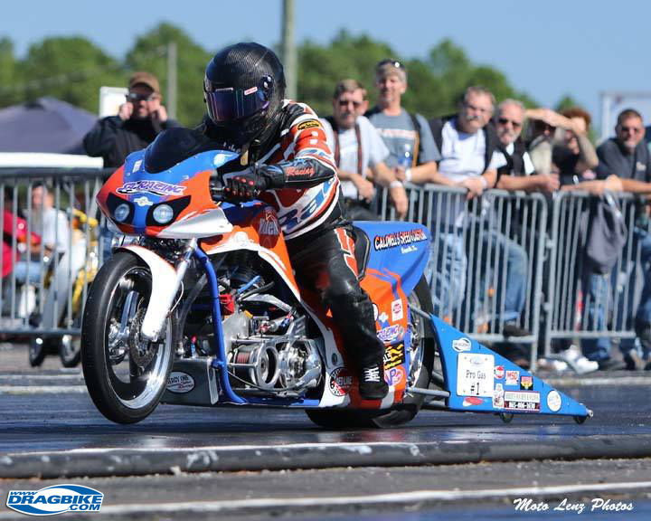 AMRA Pro Gas Mike Pearce