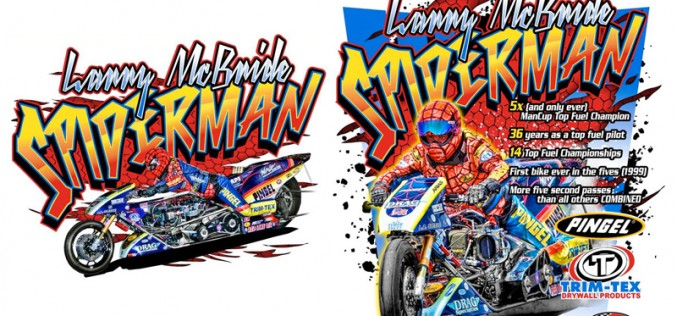 Man Cup : Limited Edition Larry McBride T-Shirts