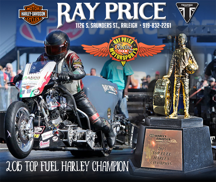 Ray Price Motorsports Captures 2nd Championship In A Row