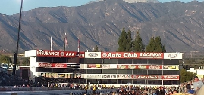 Jerry Turner NHRA Pomona Adventure, 2015 edition