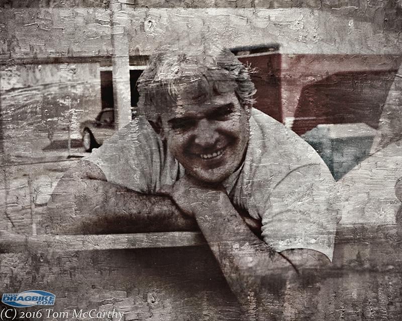Elmer Trett Top Fuel Legend