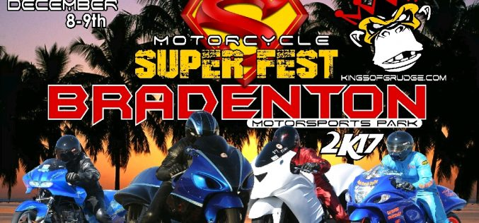 Kings of Grudge : Motorcycle Superfest 2K17