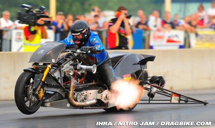 Jay Turner Nitro Harley