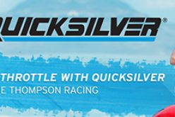 Quicksilver Powersports Lubricants Partners With Valerie Thompson Racing Land Speed Racing Team