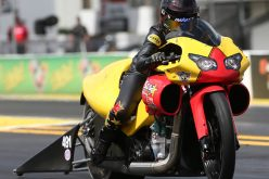 Angelle Ready for Charlotte…Excited about the Star Racing Riders Challenge