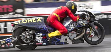 Pro Stock Motorcycle Racer Shawn Gann Passes