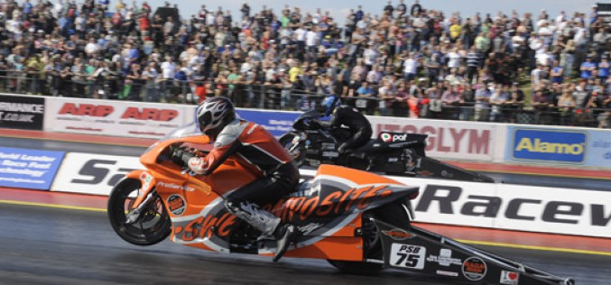EDRS : Kenneth Holmberg – Pro Stock Motorcycle
