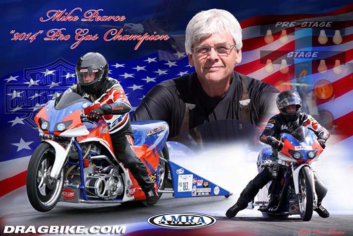 Mike Pearce