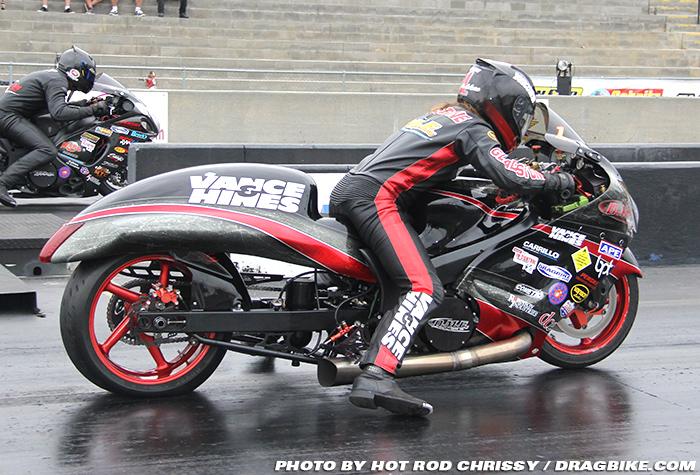 joey Gladstone - DME Racing