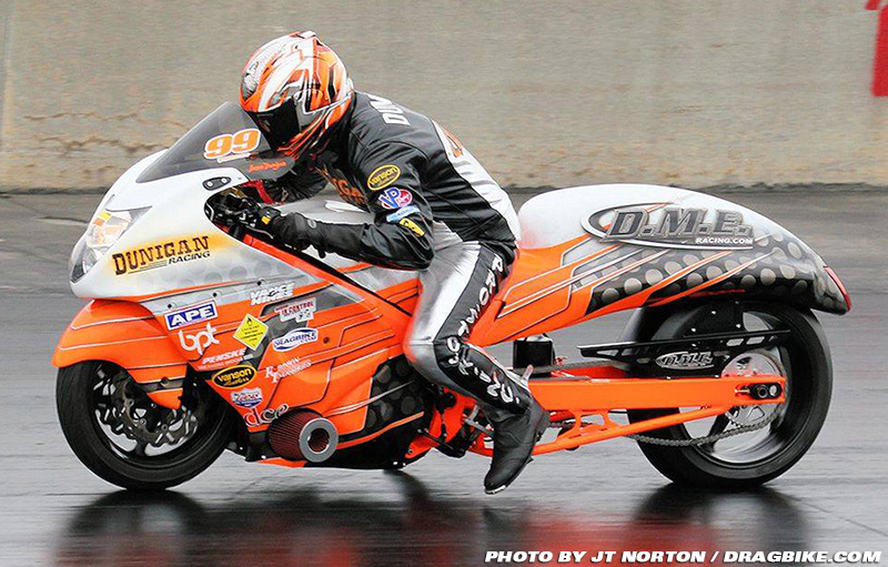 DME Racing - Jason Dunigan