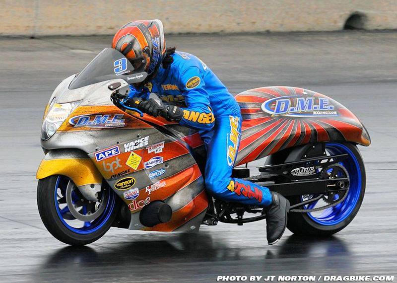 DME Racing - Terence Angela