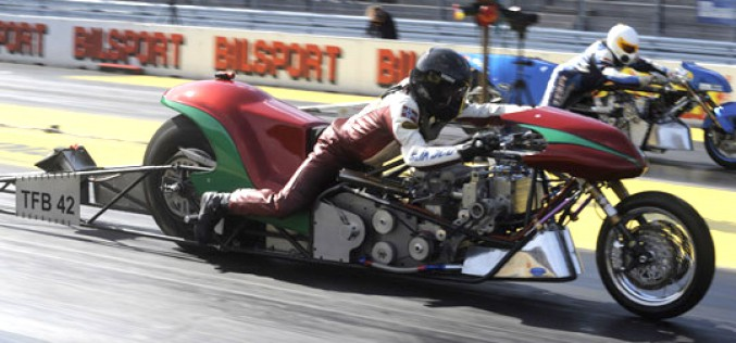 Jan Sturla Hegre knows best of both worlds – Top Fuel and Super Twin