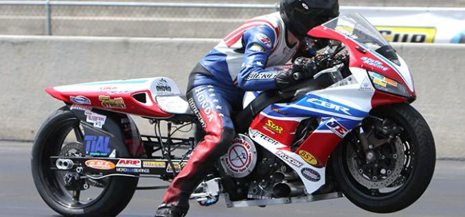 Stotz Racing : Rain dampens track but not spirits