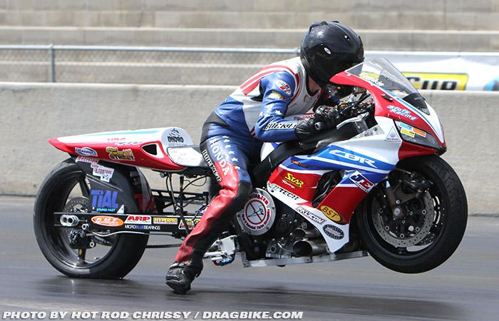 Franke Stotz - Honda Pro Street Racing