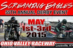 Screaming Eagles Annual Derby Race Results