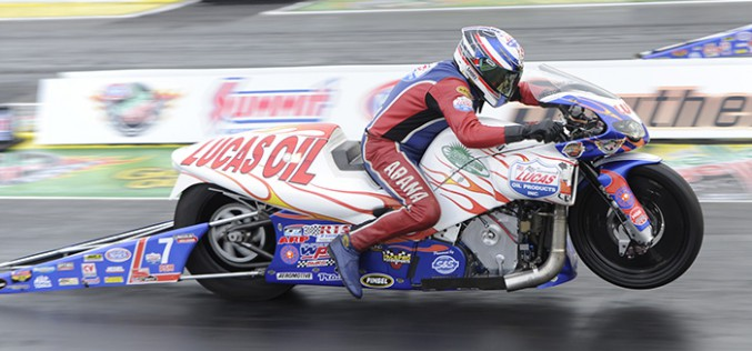 NHRA Results from Southern Nationals 5/15-17