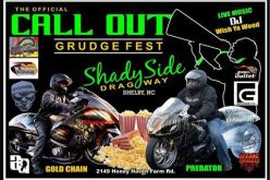 Call Out Grudge Fest this weekend at Shady Side
