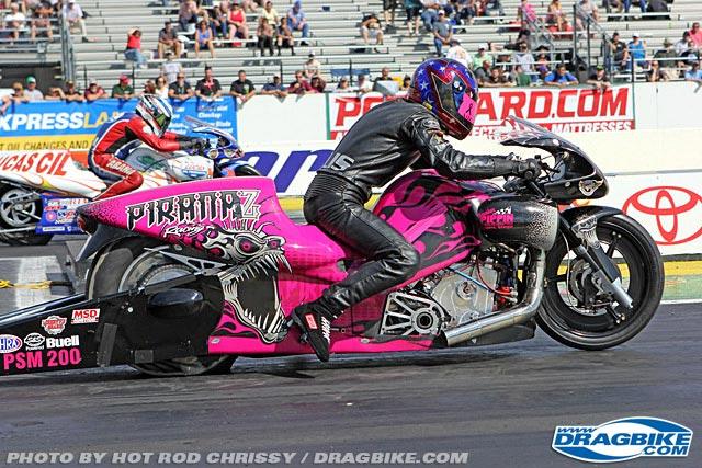Chip ellis Junior Pippen NHRA