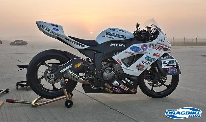 Greg Neal - Land Speed Racing