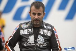 Krawiec and Harley V-rod Keep Grip On NHRA Pro Stock Motorcycle Points Lead