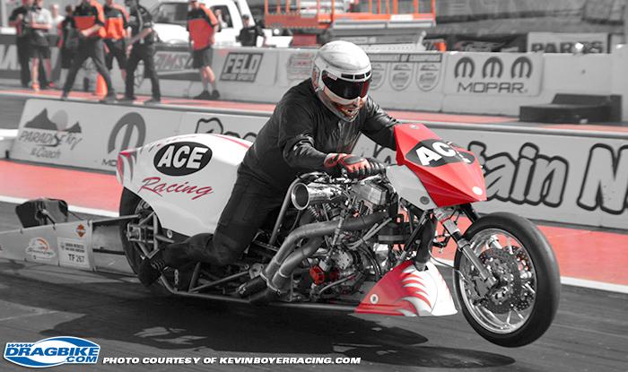 Kevin Boyer Nitro Harley