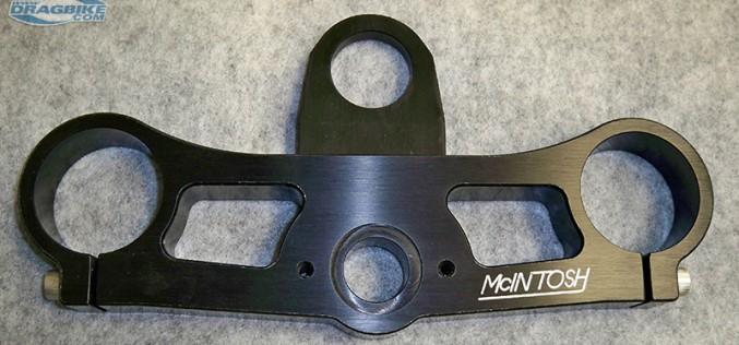 McIntosh : Factory Offset Triple Clamp