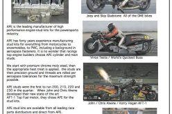 APE : Racing Engine Stud Kits