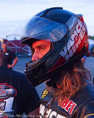 DME Racing Joey Gladstone