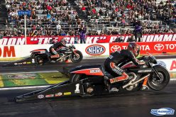 Harley-Davidson Screamin' Eagle Team Powers into Gainesville