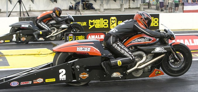 NHRA : Weekend Results from the Gatornationals