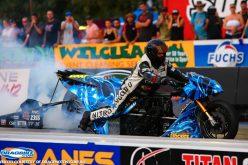 Australia's Quickest Man Targets ANDRA Finals