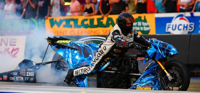 Australia's Quickest Man Targets ANDRA Finals