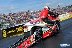 NHRA : Hector Arana Jr. Motivated Approaching Four-wide Nationals