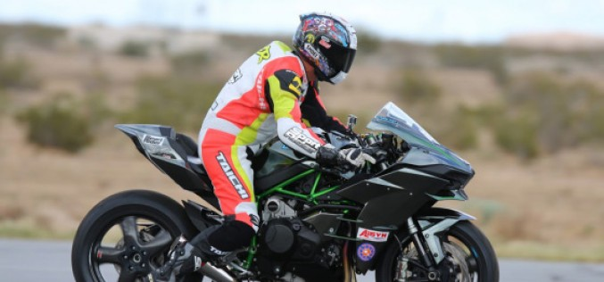 Rotobox Carbon Fiber Motorcycle Wheels Proven At 226.9 MPH