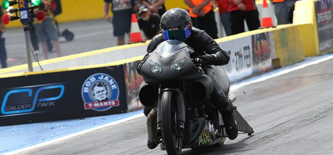 ANDRA : Wild Ride Secures Pro Stock Motorcycle Championship