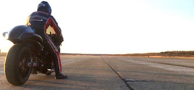 Ben Knight Racing : 200 mph Loring Report