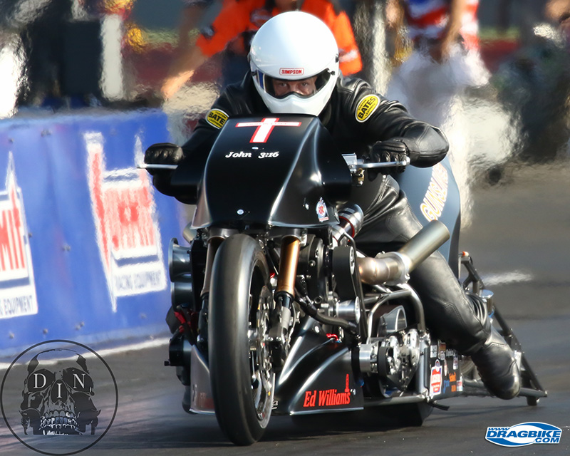 Jason Pridemore is determined to be a force to be reckoned with in T/F bike