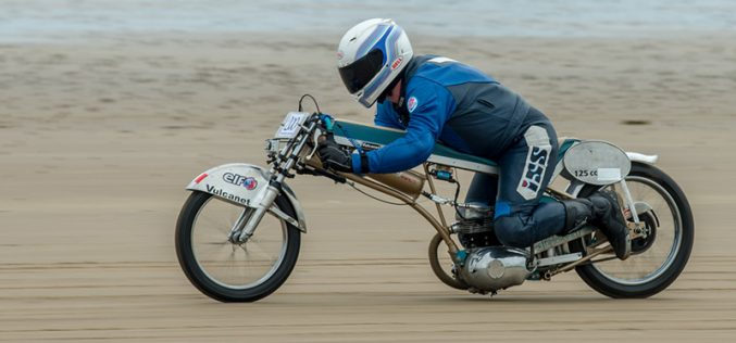 New Records Set at Pendine Sands land speed event