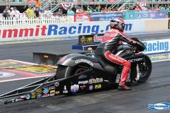 Victory Racing NHRA Team Make It To Sunday's Eliminations In Norwalk