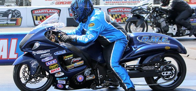 Lee Racing Doubles Up & Regains BAMF Lead