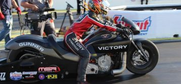 Victory Motorcycles pro Angie Smith ready to show off in sponsor's home state