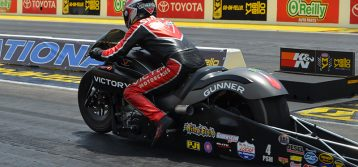 Victory Racing's Matt Smith Achieves a #1 Qualifying Position in Chicago