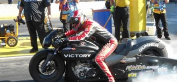 Two-time world champion Matt Smith ready to continue love affair with Bandimere