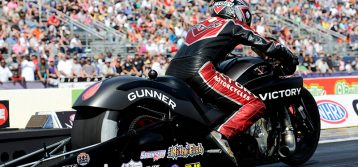 NHRA : Pro Stock Motorcycle Champion Matt Smith Aims to be at His Best