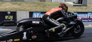 NHRA : Pro Stock Motorcycle Results from Denver
