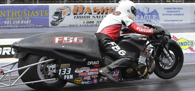 Man Cup : Racers Win the Battle with the Heat