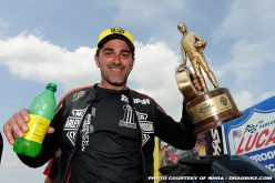 NHRA : Pro Stock Motorcycle Results from Reading