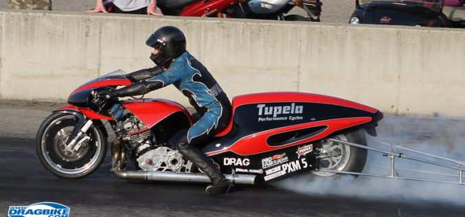 Pro Extreme Motorcycle Points Battles Heating up Ahead of PDRA Memphis Drags